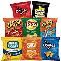 Amazon.com deals on 40-Count Frito-Lay Fun Times Mix Variety Pack