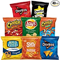 Deals on 40-Count Frito-Lay Fun Times Mix Variety Pack