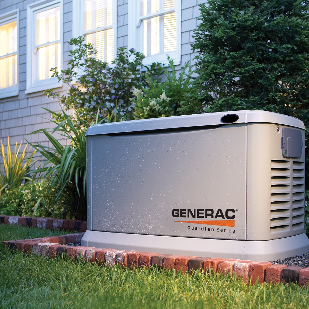 generac. Amazon.com : Generac 6461 Guardian Series, 16kW Air Cooled Standby Generator, Natural Gas/Liquid Propane Powered, Steel Enclosed, With 16 Circuit 100-Amp R