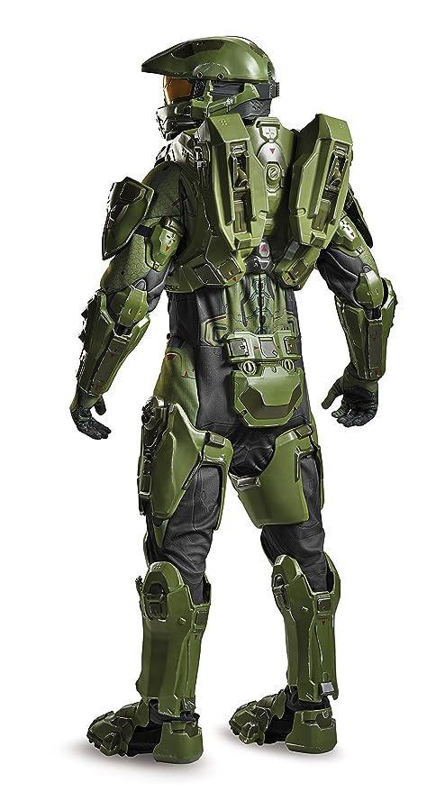 Disguise Mens Halo Master Chief Ultra Prestige Costume