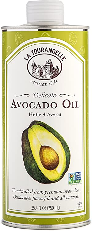 La Tourangelle, Avocado Oil, 25.4 Ounce (Packaging May Vary)