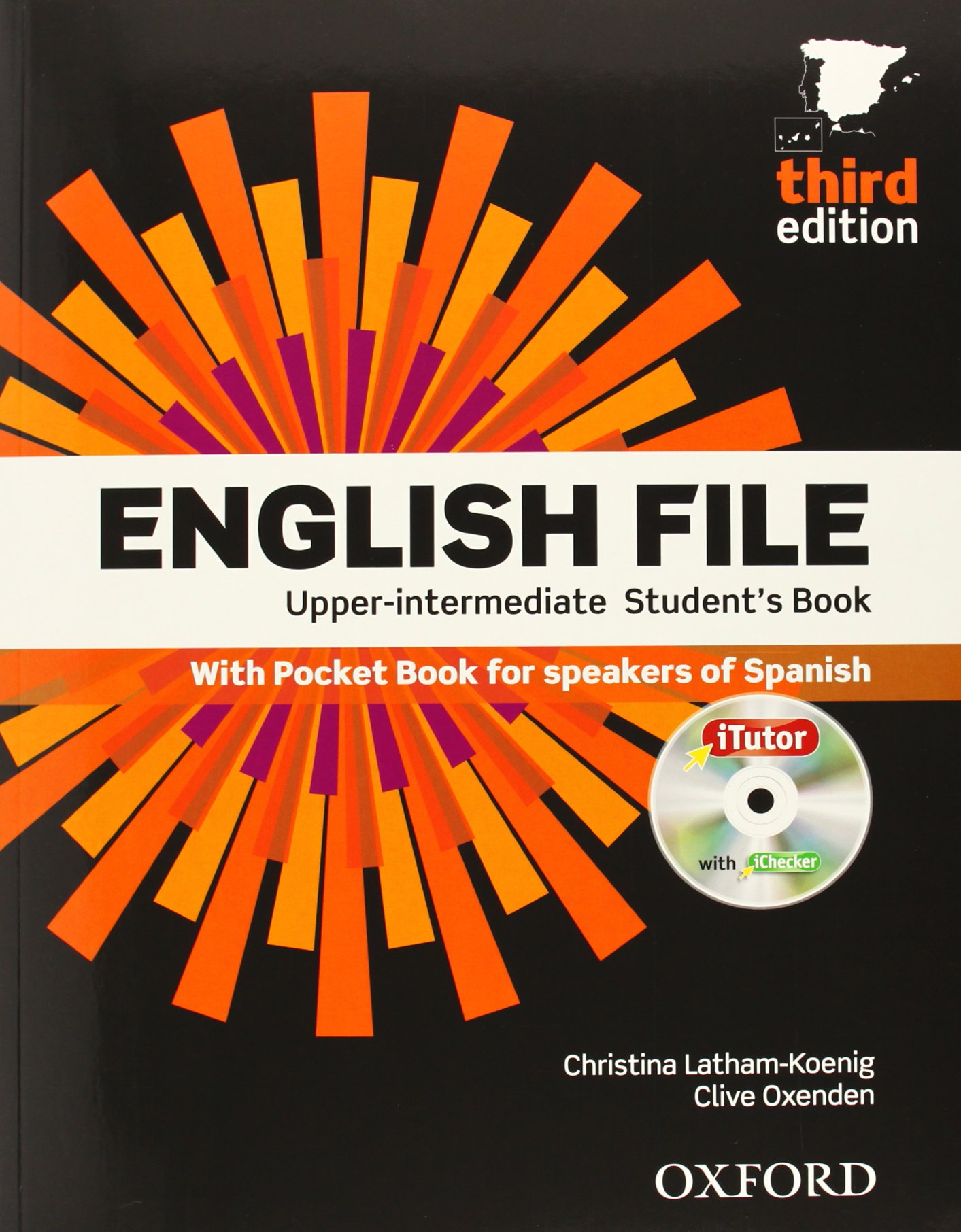 English File 3rd Edition Upper-IntermediateStudents Book + ...