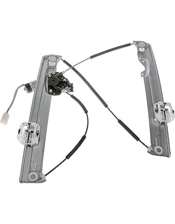 AutoShack WR848570 Rear Passenger Side Power Window Regulator with Motor