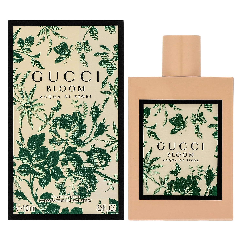 cf4e6a0c5 Amazon.com : GUCCI Bloom Acqua di Fiori Eau de Toilette Spray, 1.6-oz. :  Beauty