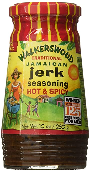 Amazon Walkerswood Traditional Jamaican Jerk Seasoning 10 Oz