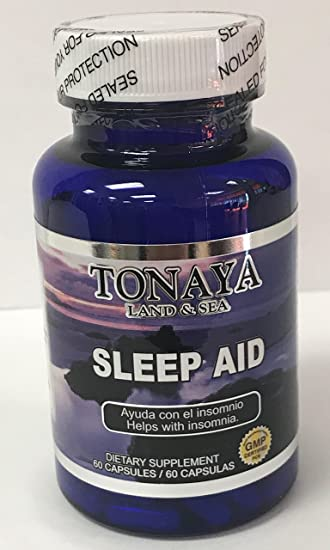 Amazon.com: Tonaya Sleep Aid: Health & Personal Care