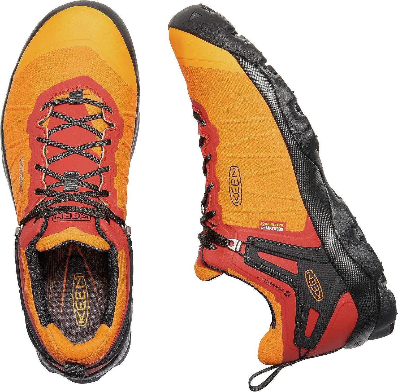 KEEN Mens Venture Wp Hiking Boot