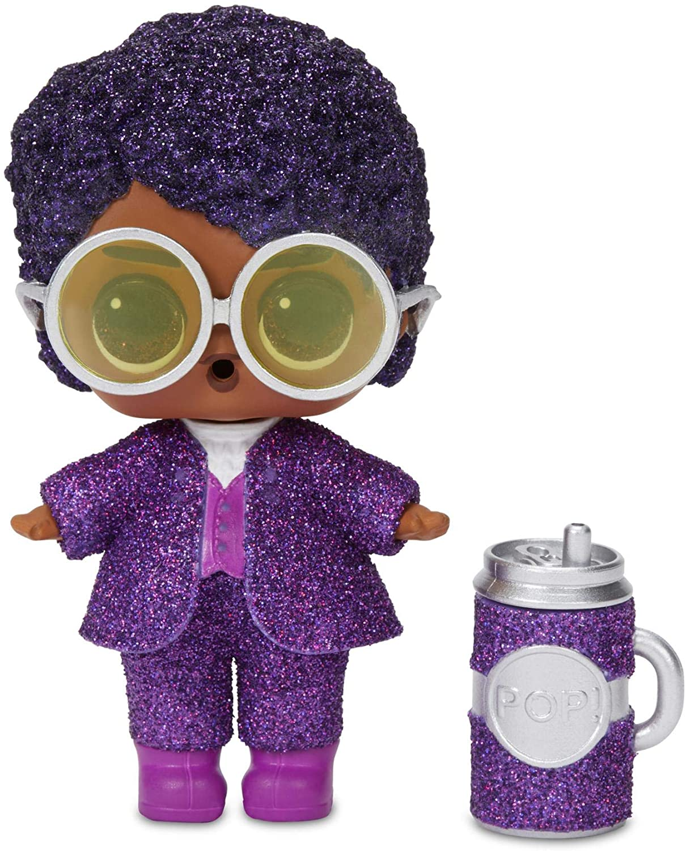 LOL Surprise Boys Series 3 RARE PURPLE REIGN Boy Doll NEW RESEALED