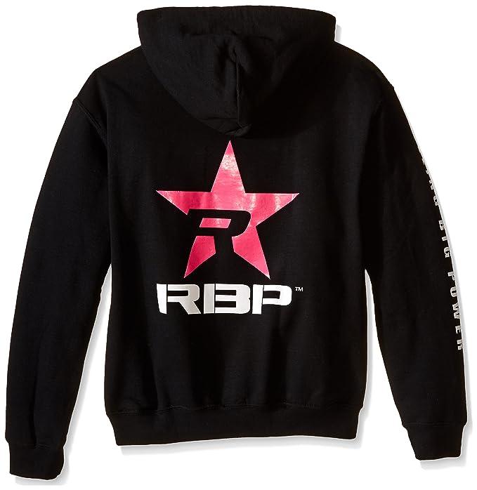 Amazon.com: RBP sudadera con capucha para mujer con rosa ...