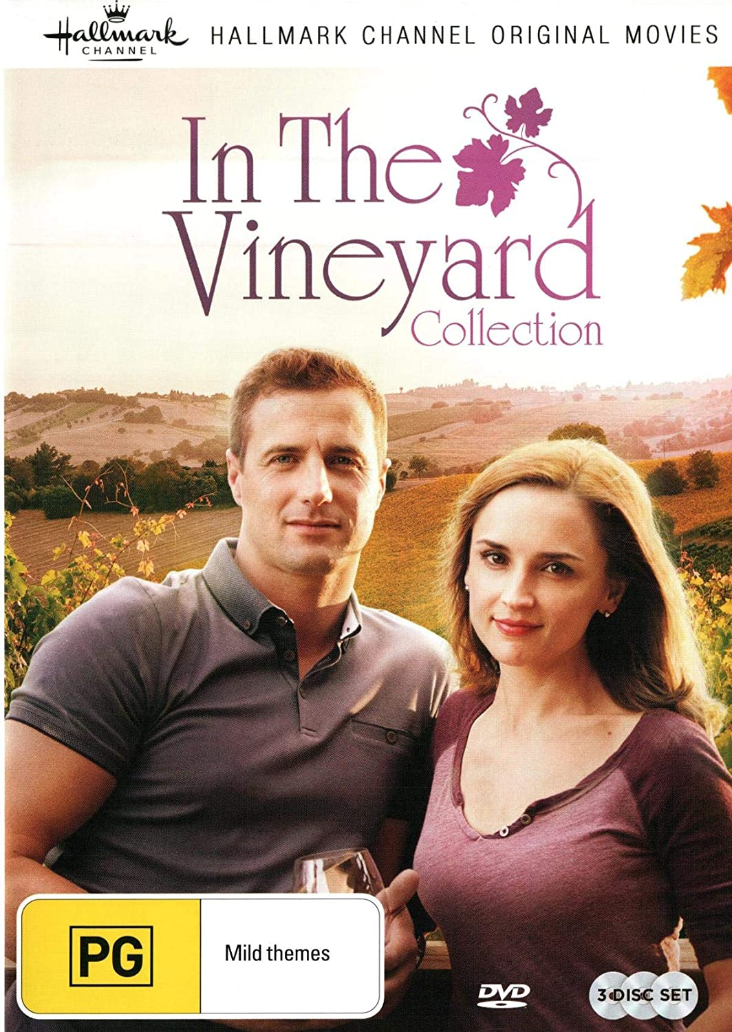 In The Vineyard - 3 Film Collection (Autumn in the Vineyard/Summer in the Vineyard/Valentine in the Vineyard)