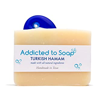 Addicted to Soap – Turkish Hamam Bath Soap | Specially Formulated – All  Natural Ingredients for