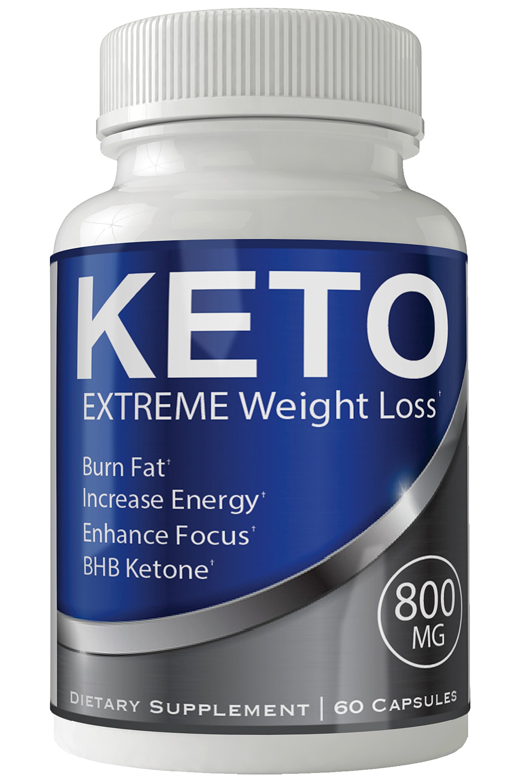Keto Blast Keto Diet Pills Weight Loss Supplement - Keto Ultimate Diet Pills Trim BHB Salts | Thermogenic Tone Fat Loss Blend Weigh Pills for Women Men Natural Weight Loss Original Boost Your Mojo by nutra4health LLC