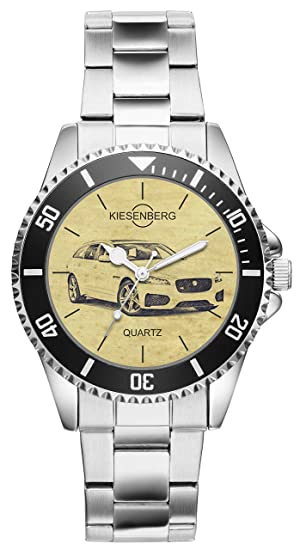 Regalo para Jaguar XF Fan Conductor Kiesenberg Reloj 6356: Amazon.es: Relojes