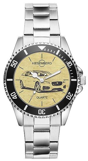 Regalo para Jaguar XF Fan Conductor Kiesenberg Reloj 6356: Amazon.es: Relojes