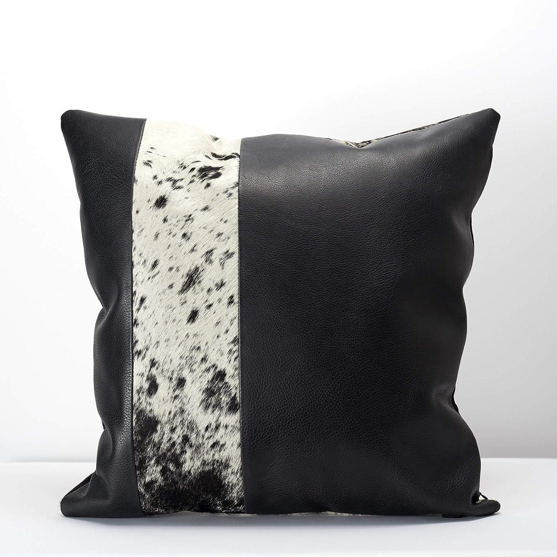 Awesome Amazon Com Capra Leather Cushion For Men 24 Black Outdoor Ibusinesslaw Wood Chair Design Ideas Ibusinesslaworg