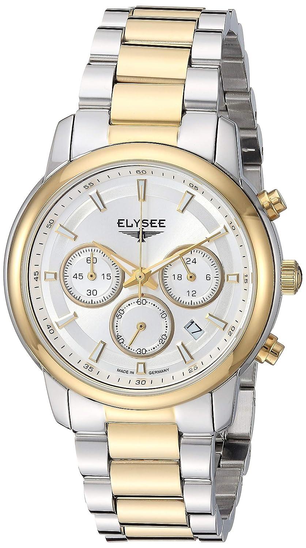 Amazon.com: ELYSEE - Reloj de cuarzo deportivo para mujer ...