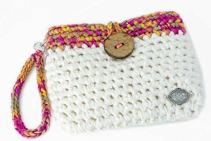 Gallaecia Studio Casual clutch bolso de mano para mujer