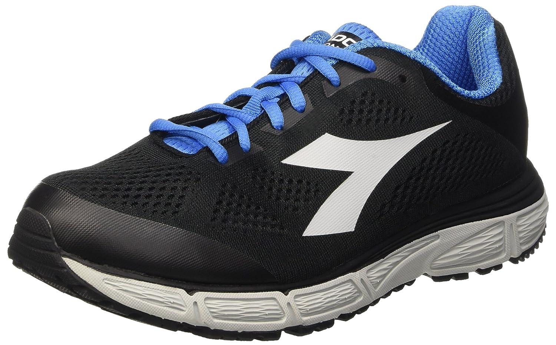 Diadora Action Plus - Entrenamiento y Correr Hombre 43 EU|Negro