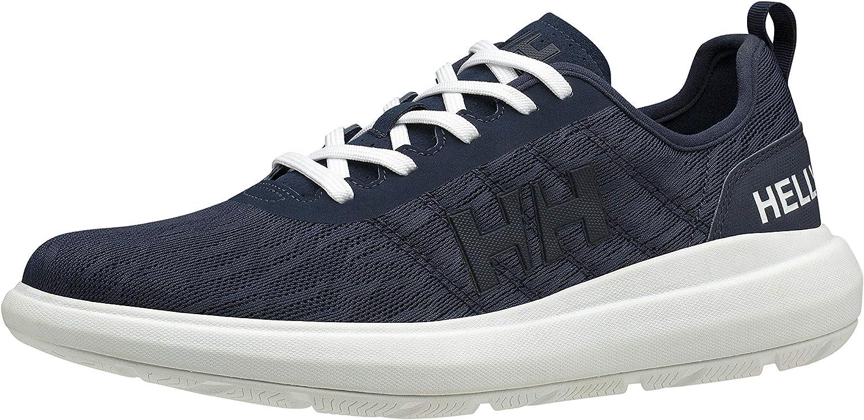 Helly-Hansen Mens Spindrift V2 Water Shoe 690 Black Iris / Evening Blue / White
