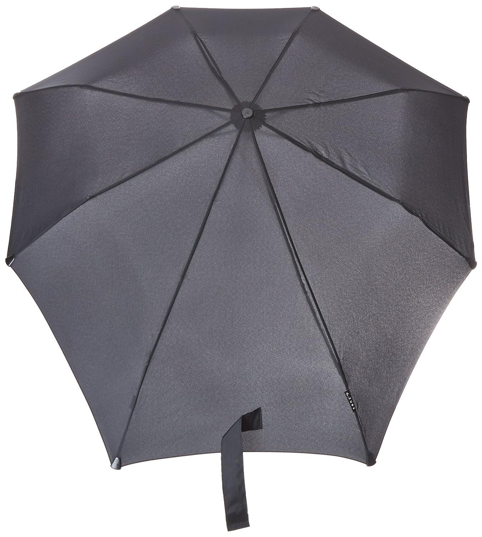 SENZ Regenschirm Automatic - Paraguas, color negro (Pure Black): Amazon.es: Deportes y aire libre