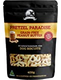 Grain Free Peanut Butter - 400g - Dog Biscuit Treats