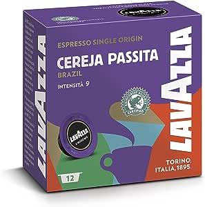 Lavazza A Modo Mio Single Origin Brasille 12 Coffee Capsules