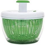 Farberware Pro Pump Salad Spinner, Large 6.65 quart, Green