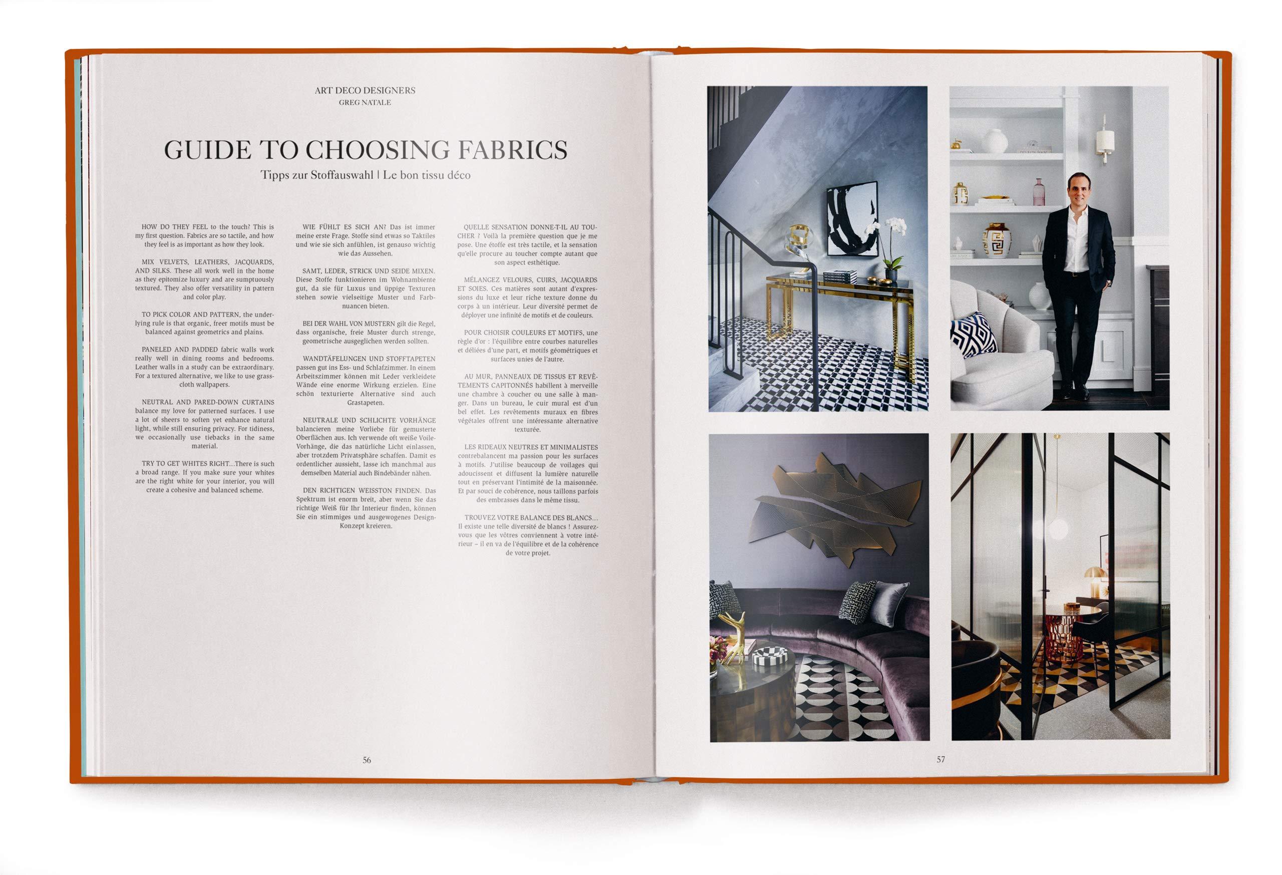 Living in Style - The New Art Deco. Der Bildband über den ...