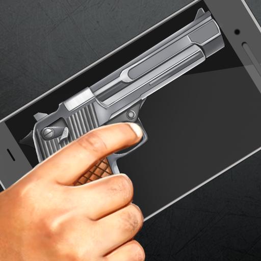 Phone Gun Simulator