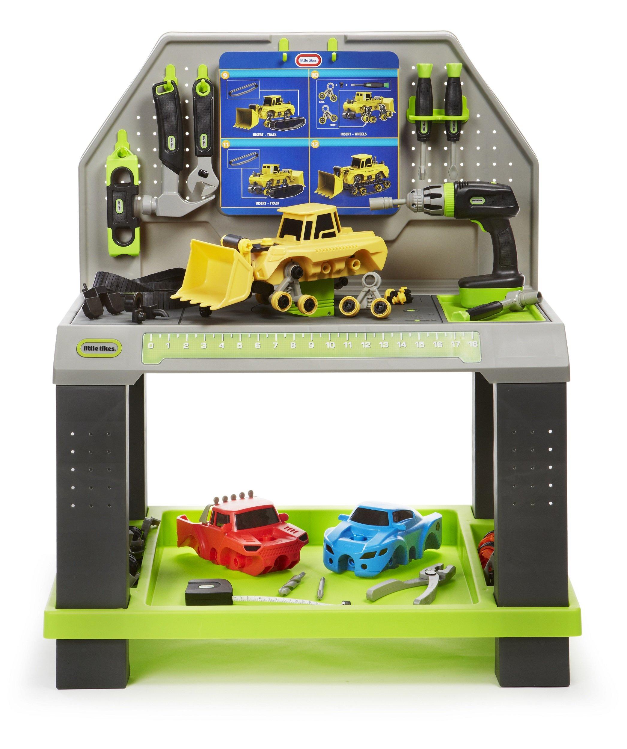 Little Tikes Construct 'n Learn Smart Workbench
