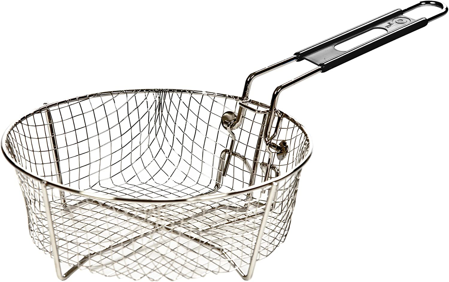 Lodge 8FB2 Deep Fry Basket, 9-inch,Silver
