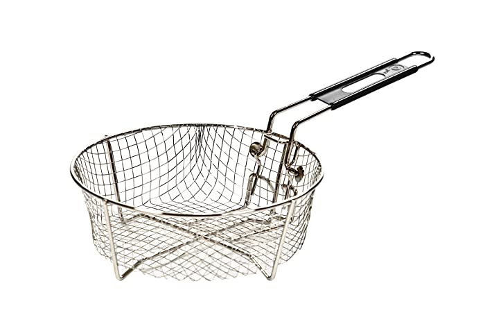 Lodge 8FB2 Deep Fry Basket, 9-inch