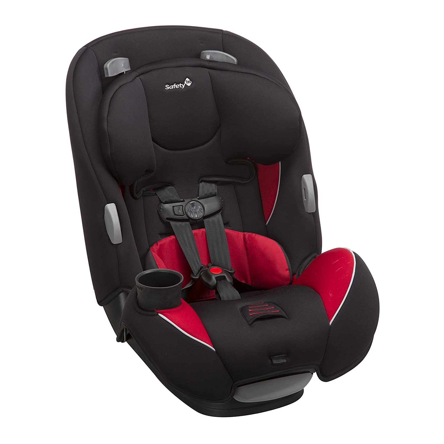 Amazon.com : Safety 1st Continuum 3-in-1 Car Seat, Chili Pepper : Baby