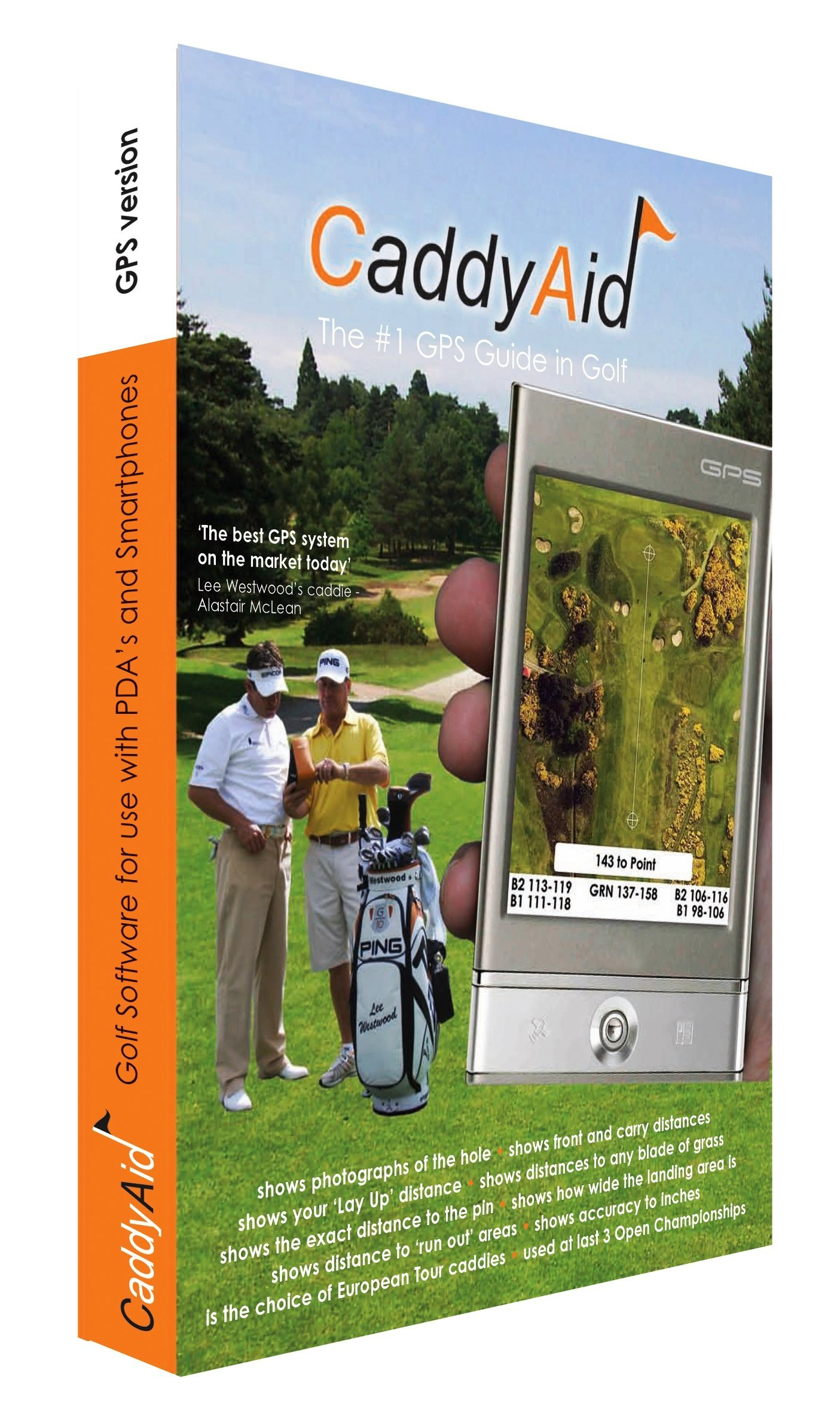 Caddy Aid Caddyaid Gps Software