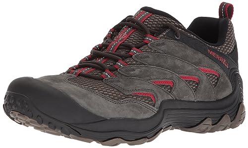 Merrell Cham 7 Limit, Zapatillas de Senderismo Para Hombre, Gris (Beluga), 46.5 EU amazon-shoes Zapatillas de senderismo