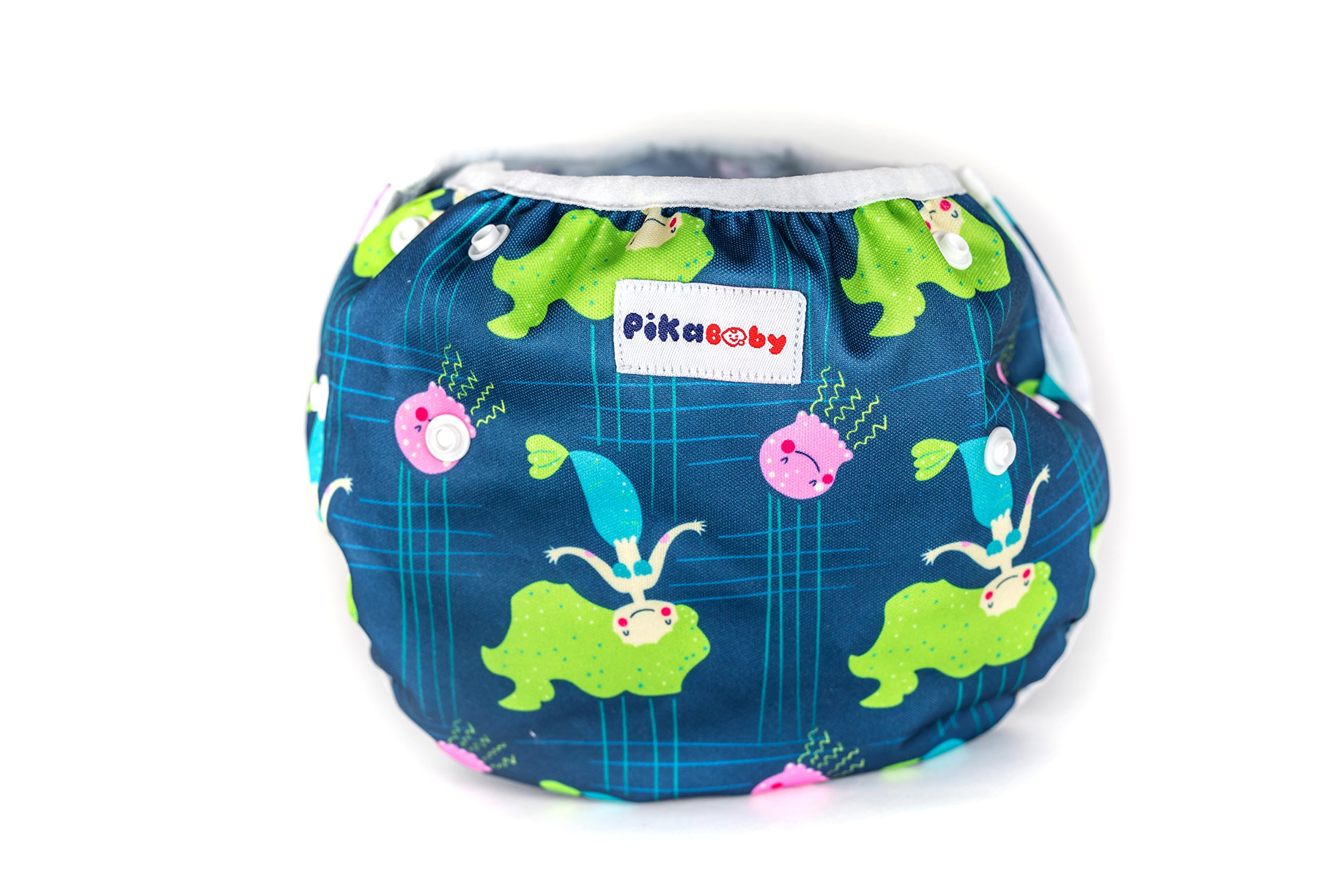 c8466448a10da Baby swim diapers - Premium, stylish, Adjustable reusable swimming suit  diapers shirt for toddler