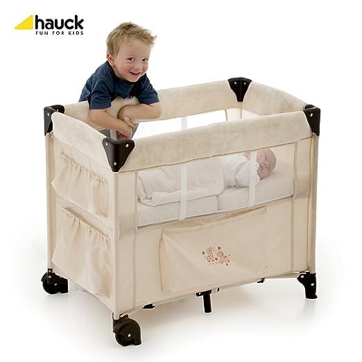 hauck matelas sleeper pour lit parapluie dreamn care pliable avec sac de transport beige 82 x 45 cm hauteur 6 cm amazonfr bbs - Petit Lit Parapluie