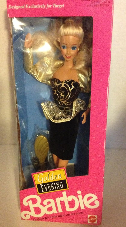 Golden Evening Barbie Doll - Target Exclusive (1991)
