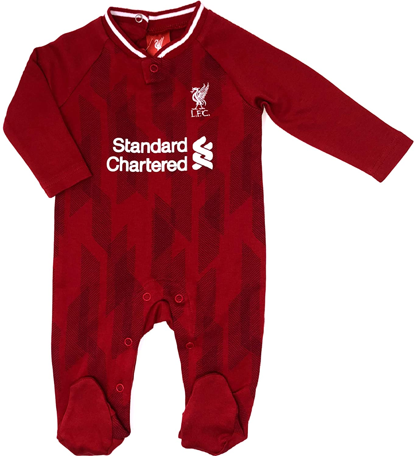 Liverpool F.C. Baby Boys' Football Club Footies