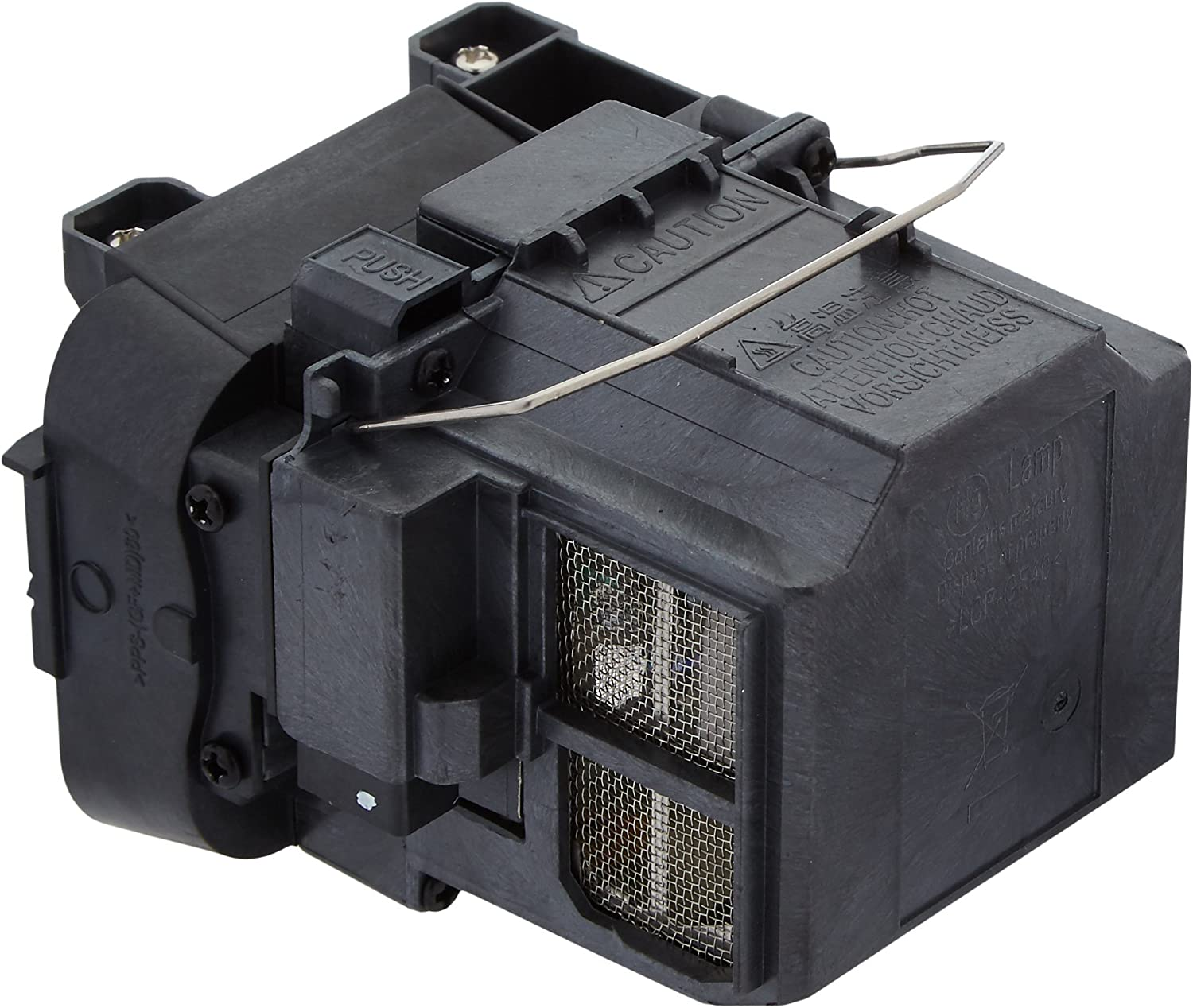 PowerLite 1960 PowerLite 1950 PowerLite 1945W PowerLite 1955 V13H010L75 Replacement Projector Lamp Bulb for PowerLite 1940W AAA Quality ELPLP75 PowerLite 1965 Projectors