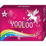 YOOLOO Unicorn - the cool card game for children, parents and unicorn-lovers (2 to 8 people, 2 game variants) - Made in Germany