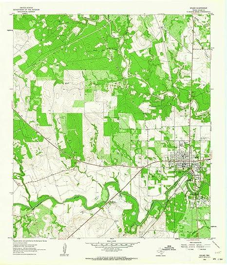 Amazon.com : YellowMaps Goliad TX topo map, 1:24000 Scale ... on nursery texas map, harlandale texas map, yuma texas map, chicago texas map, bee texas map, gonzales texas map, washington texas map, san antonio de bexar texas map, deming texas map, justiceburg texas map, victoria texas map, copano texas map, iraan texas map, monte alto texas map, rockwall texas map, nacogdoches texas map, willacy texas map, san felipe texas map, san jacinto texas map, concepcion texas map,