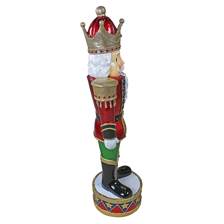 Amazon.com : Design Toscano The Nutcracker Figures - Illuminated ...