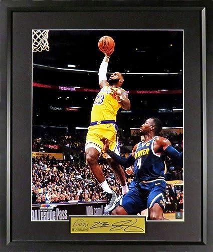 buy online 3e8c9 d25c0 LA Lakers LeBron James