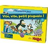 HABA - Mes Premiers Jeux Vite, Petit Pingouin, 301843