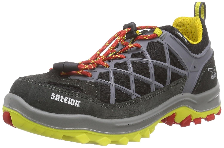 SALEWA JR WILDFIRE WATERPROOF Unisex-Kinder Trekking- & Wanderhalbschuhe