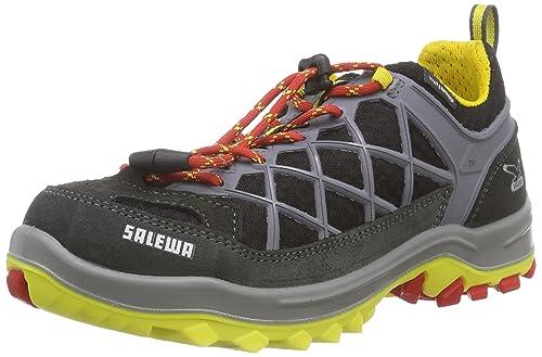 SALEWA Jr Wildfire Waterproof, Zapatillas de Senderismo Unisex Niños: Amazon.es: Zapatos y complementos
