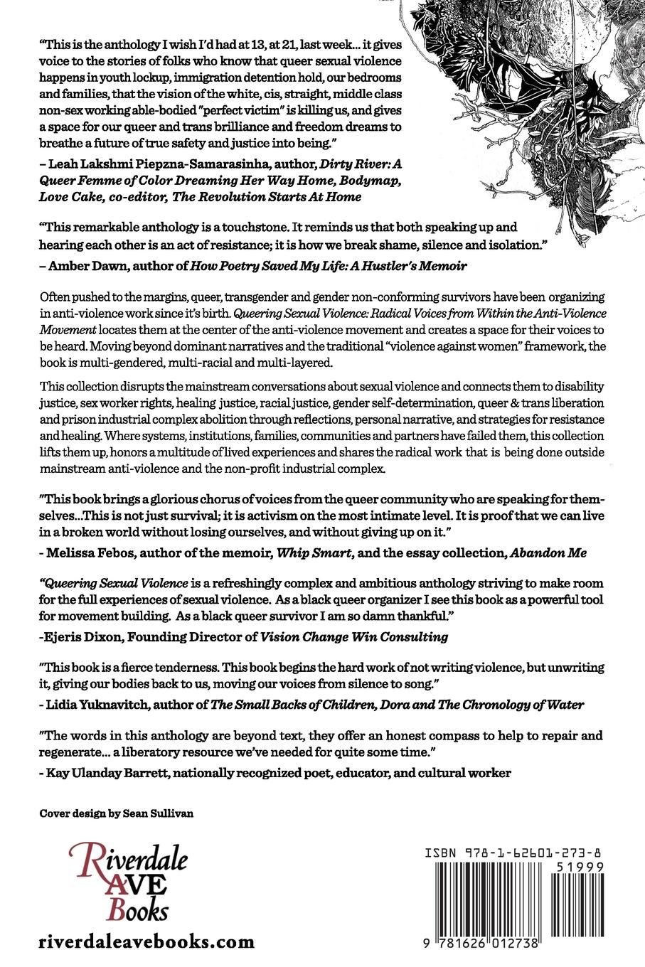 Narrative Essay Examples High School Queering Sexual Violence  Radical Voices From Within The Antiviolence  Movement Jennifer Patterson  Amazoncom Books How To Write A Research Essay Thesis also Thesis Statement For Descriptive Essay Queering Sexual Violence  Radical Voices From Within The Anti  Persuasive Essays Examples For High School