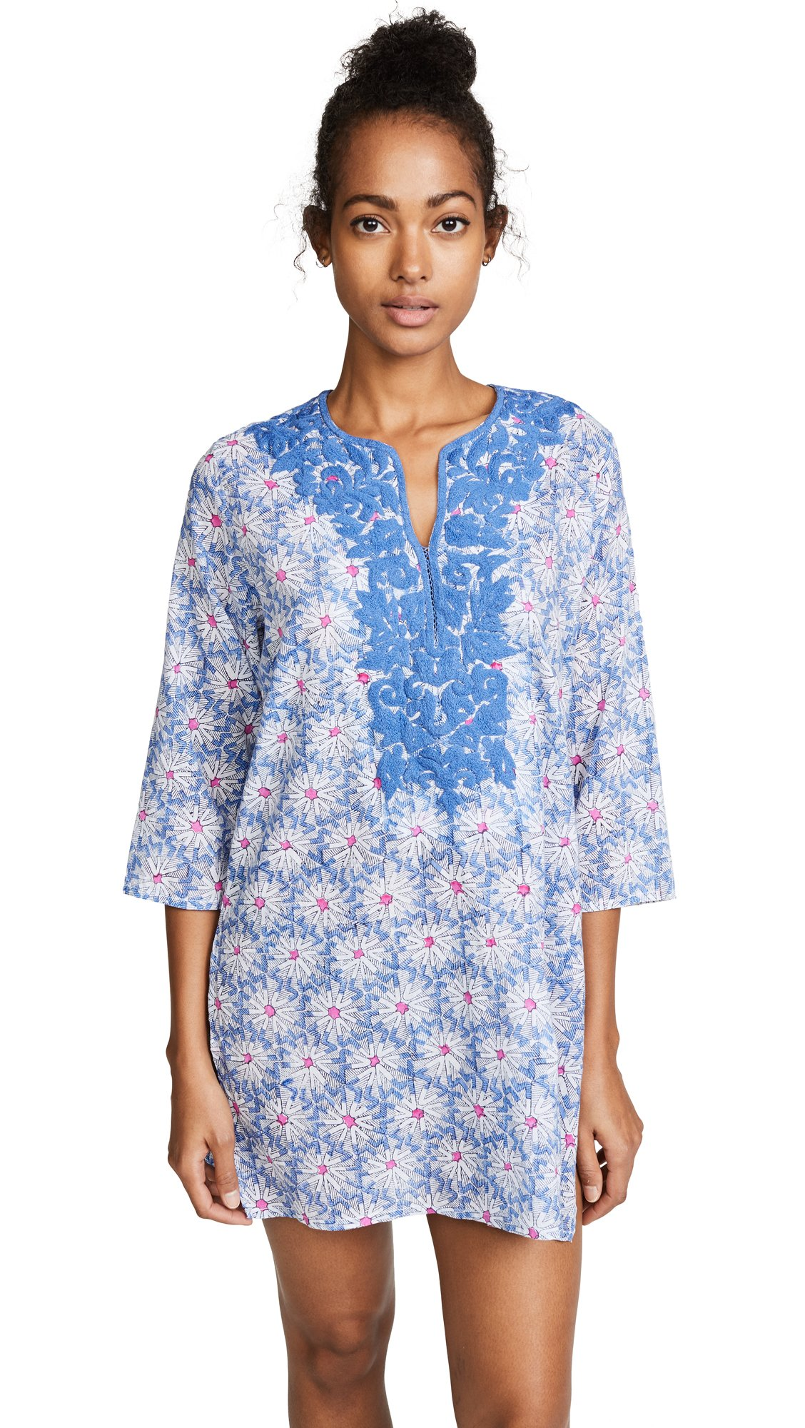 Roberta Roller Rabbit Women's Inez Tunic, Molas, Medium