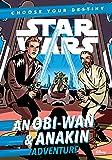 Star Wars An Obi-Wan & Anakin Adventure: A Choose Your Destiny Chapter Book